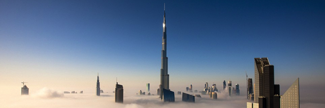 The Five Tallest Buildings in the World