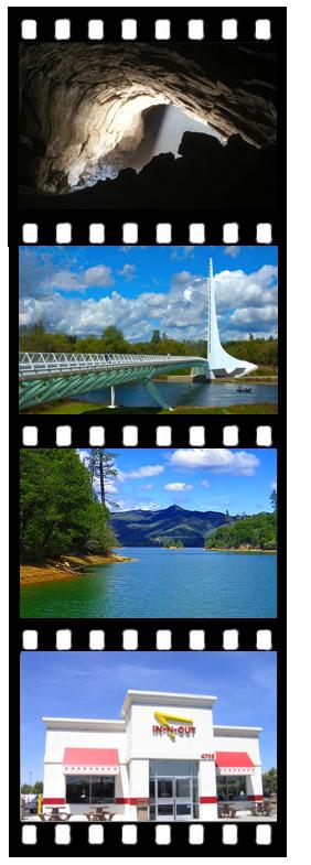 California vacation destinations
