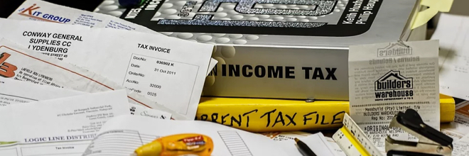 5 Last Minute Year-End Tax Tips