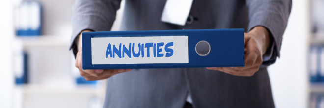"Annuities That ""Don't Suck!"""