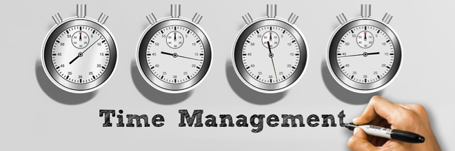 7 Tips to Better Manage Time